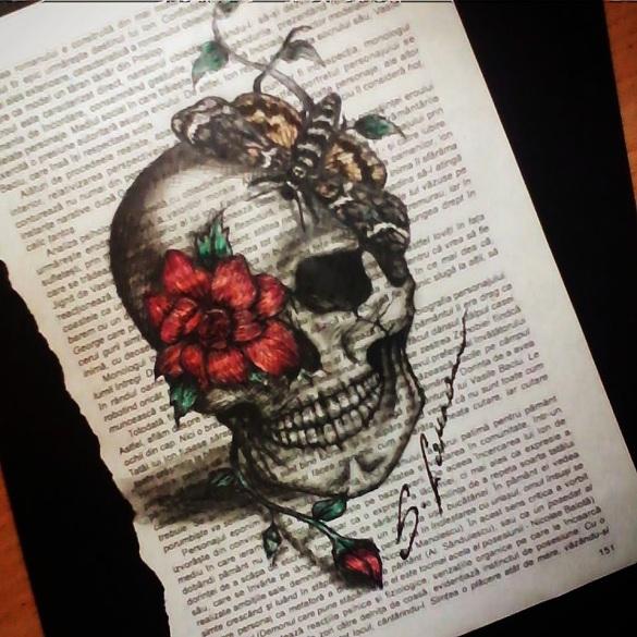 skullmothflower